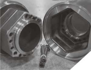 Hex Joint Drill Pipe with matched air channel technology